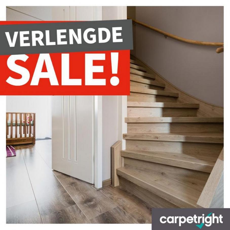 20% korting tijdens onze verlengde sale! . Carpetright (2021-03-24-2021-03-24)