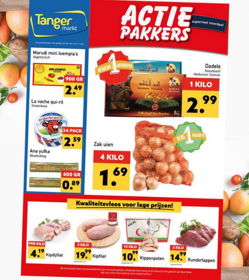Actie Pakkers . Tanger Markt (2021-03-11-2021-03-11)
