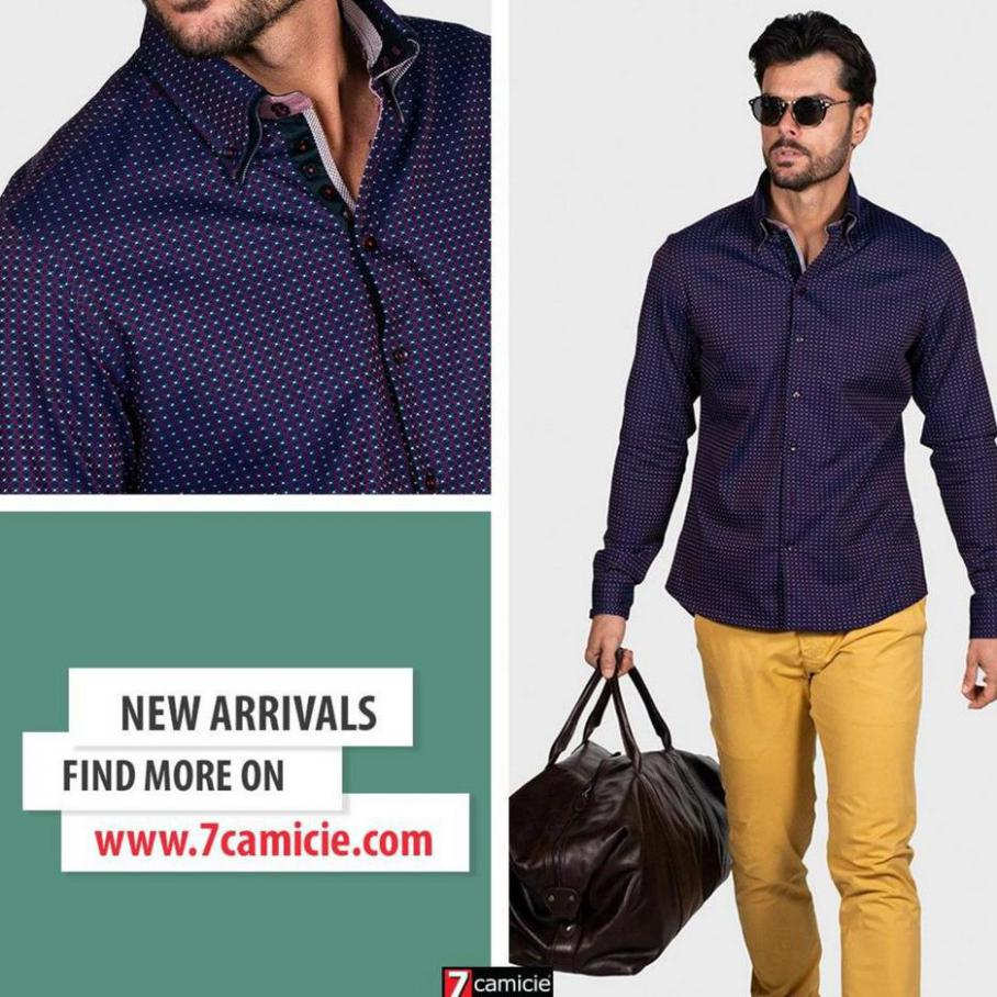 New Arrivals . 7camicie (2021-03-17-2021-03-17)
