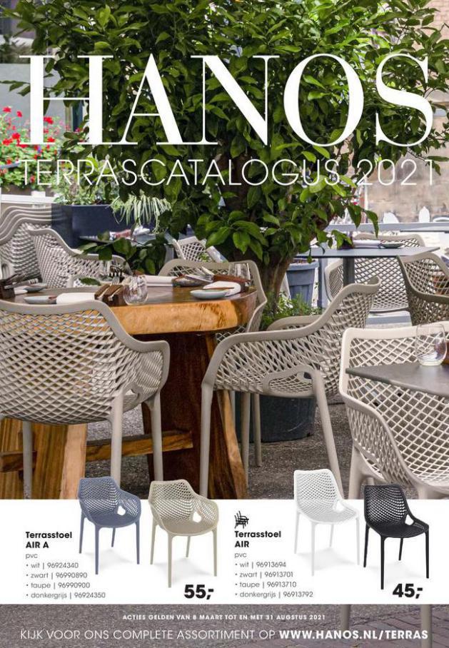 Terrascatalogus 2021 . HANOS (2021-08-31-2021-08-31)