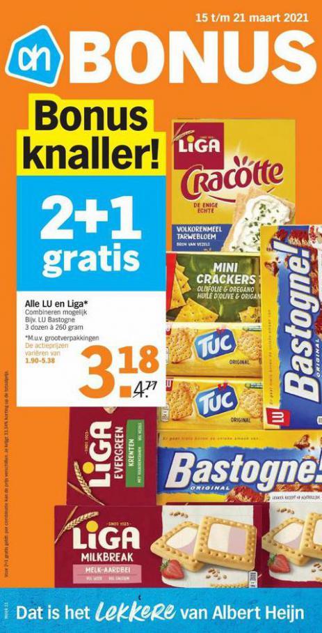 Folder Week 11 . Albert Heijn (2021-03-21-2021-03-21)
