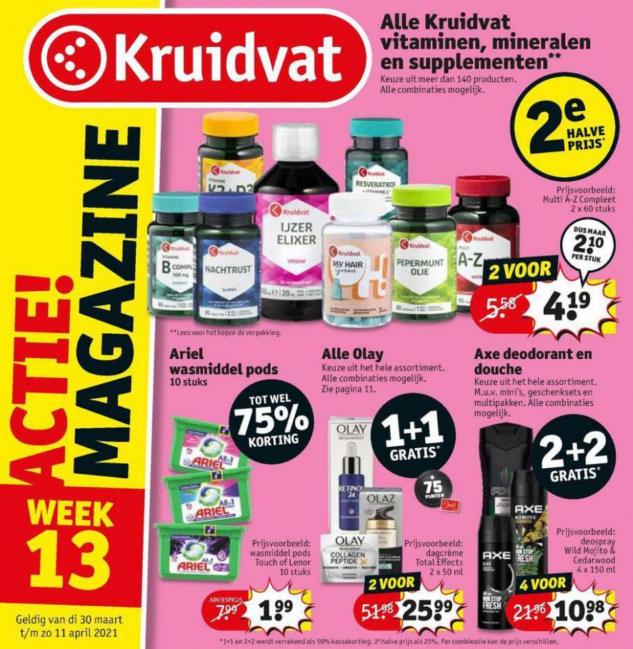 Folder Week 13 . Kruidvat (2021-04-11-2021-04-11)