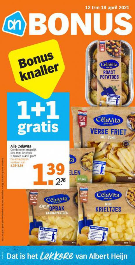 Folder week 15 . Albert Heijn (2021-04-18-2021-04-18)