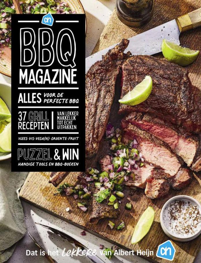 BBQ Magazine . Albert Heijn (2021-05-31-2021-05-31)