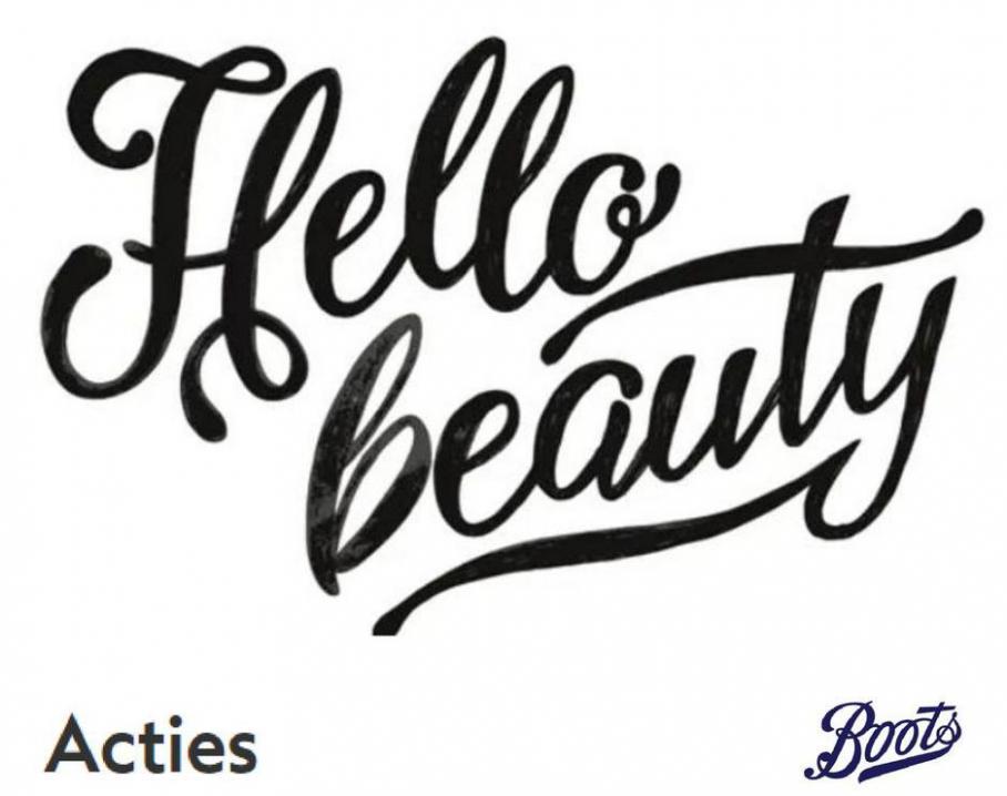Hello Beauty . Boots (2021-04-18-2021-04-18)