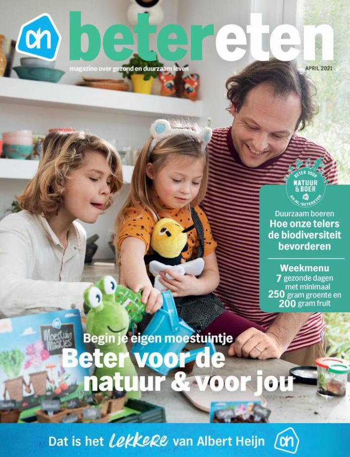 Beter eten . Albert Heijn (2021-04-30-2021-04-30)