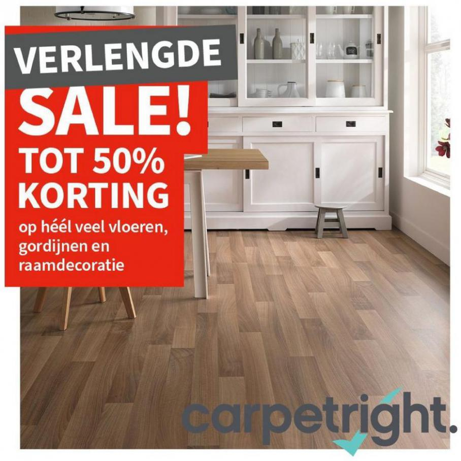 Actie . Carpetright (2021-04-20-2021-04-20)