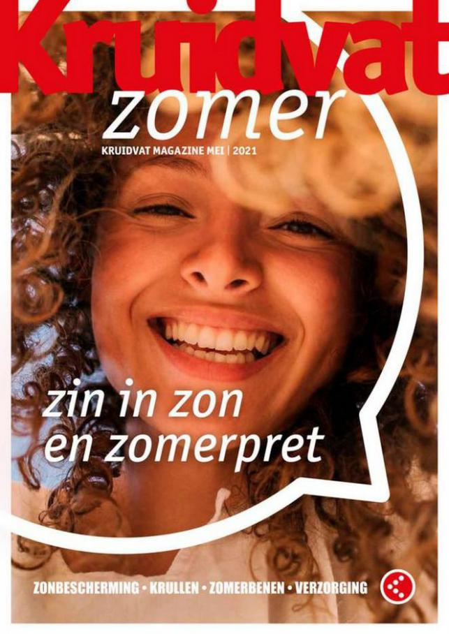 Zomer Magazine . Kruidvat (2021-05-31-2021-05-31)