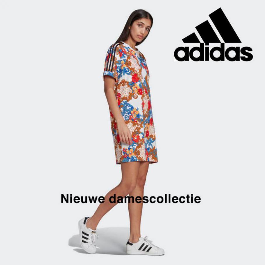 Nieuwe damescollectie . Adidas (2021-05-24-2021-05-24)