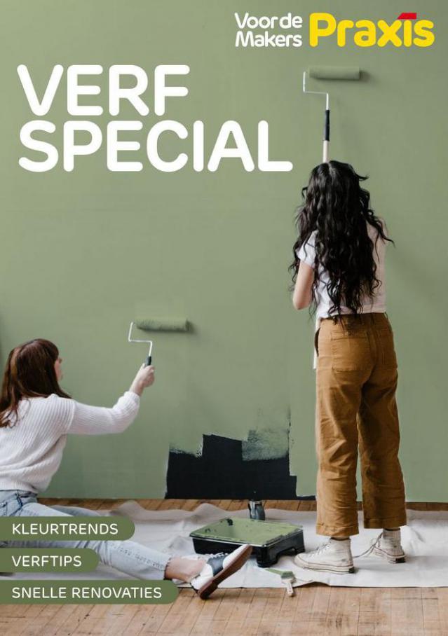 Verf Special . Praxis (2021-04-30-2021-04-30)