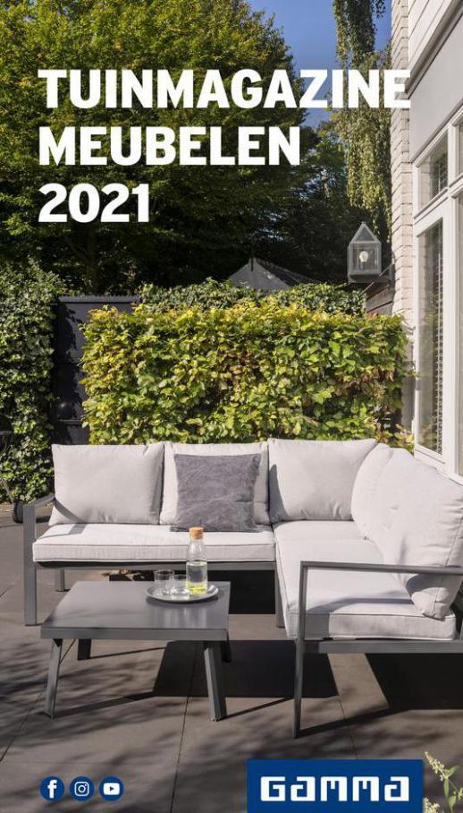 Tuinmagazine Meubelen 2021 . Gamma (2021-05-31-2021-05-31)