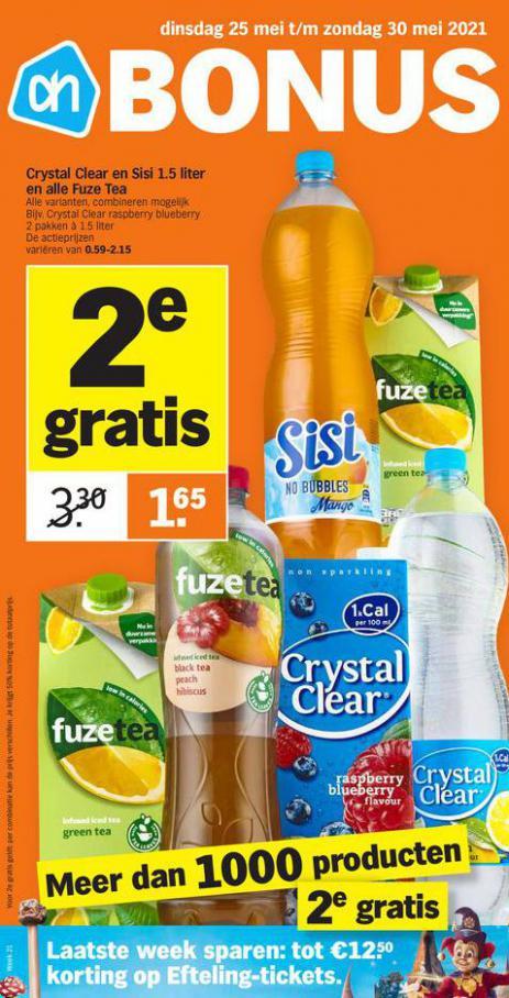 Bonus week 21 . Albert Heijn (2021-05-30-2021-05-30)