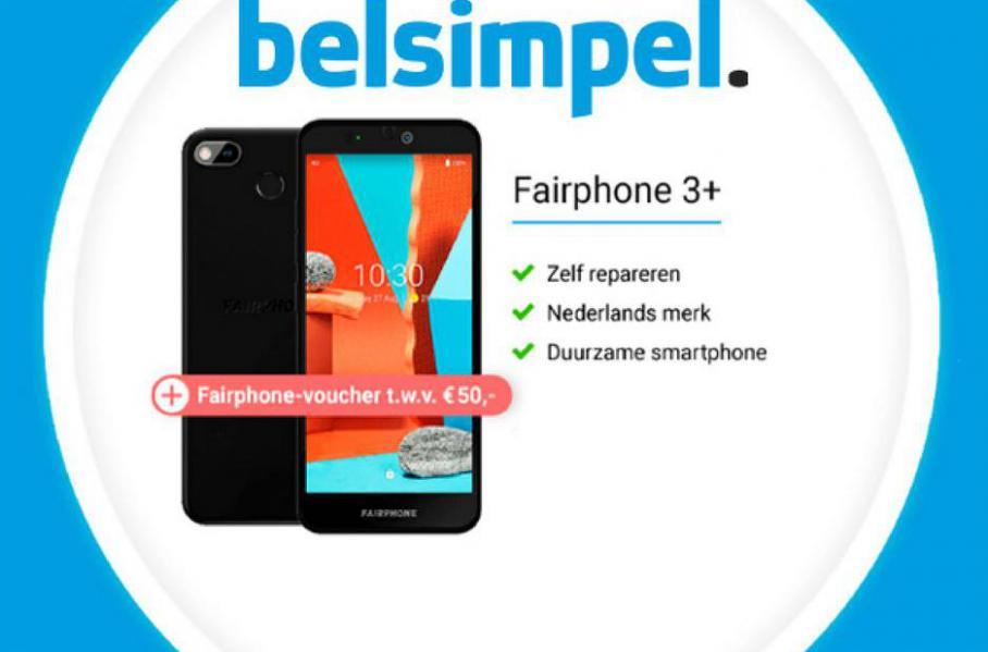 Acties . Belsimpel (2021-05-22-2021-05-22)