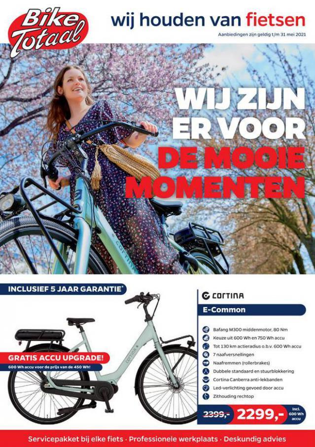 Aanbiedingen Folder . Bike Totaal (2021-05-31-2021-05-31)