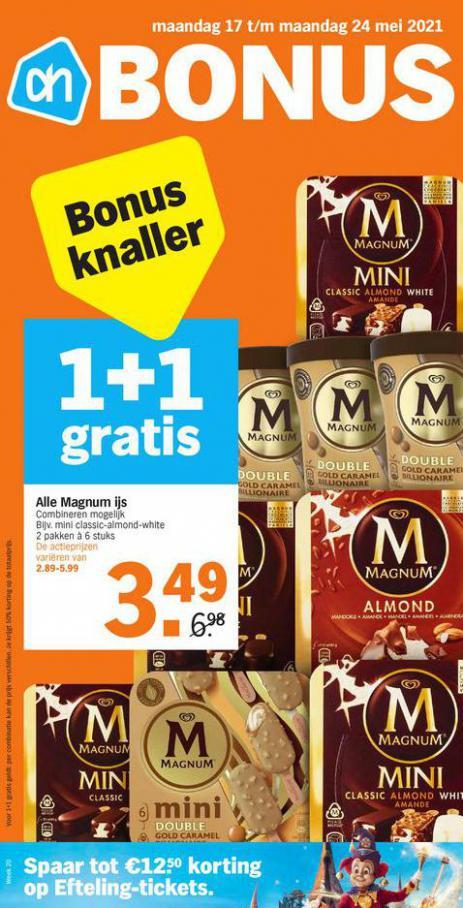 Bonus knaller . Albert Heijn (2021-05-21-2021-05-21)