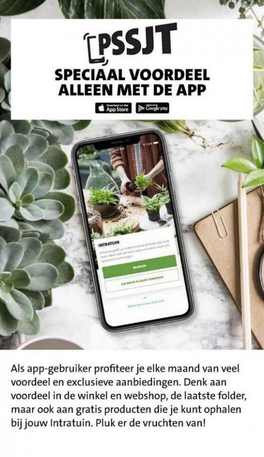 Groene plannen, groene planten . Page 15
