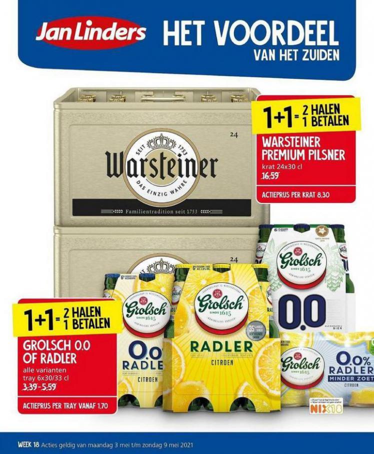 Folder Week 18 . Jan Linders (2021-05-09-2021-05-09)
