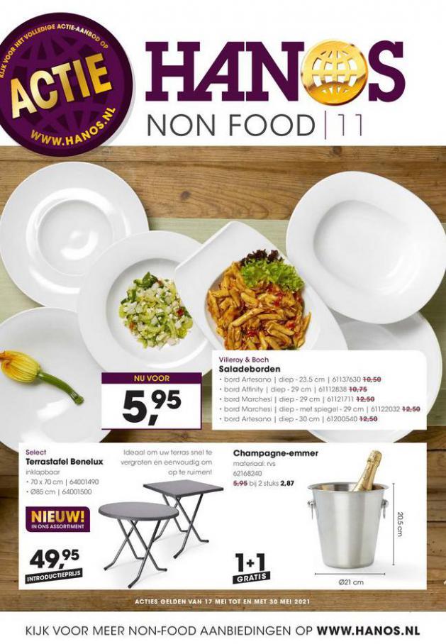 HANOS Courant 11 Non-food . HANOS (2021-05-30-2021-05-30)