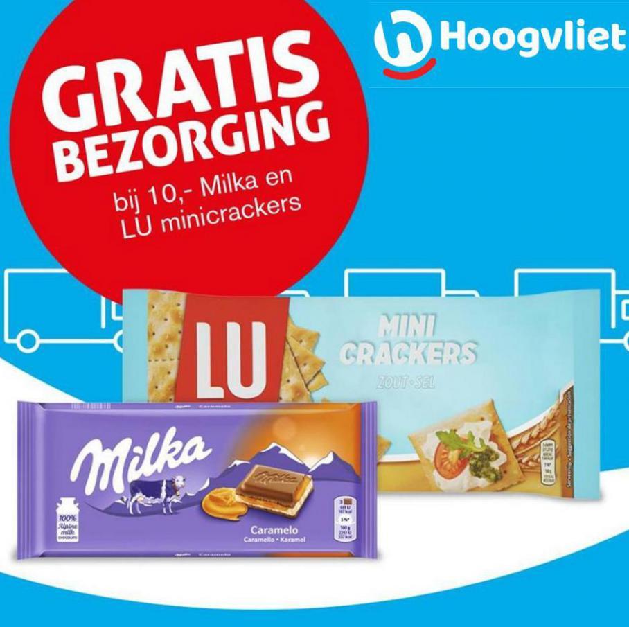Gratis Bezorging . Hoogvliet (2021-05-25-2021-05-25)