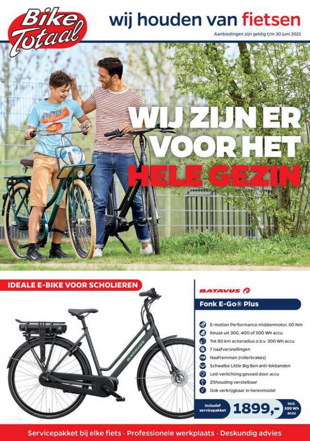 Aanbiedingen Folder . Bike Totaal (2021-06-30-2021-06-30)