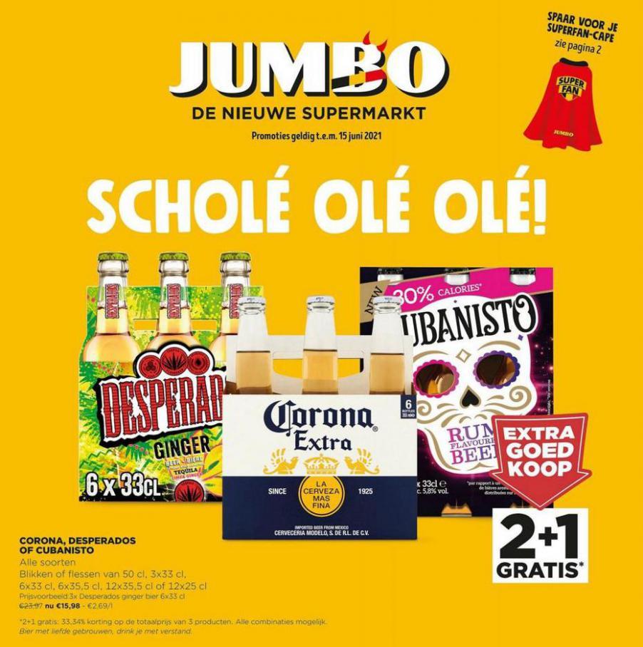 Scholé olé olé! . Jumbo (2021-06-15-2021-06-15)