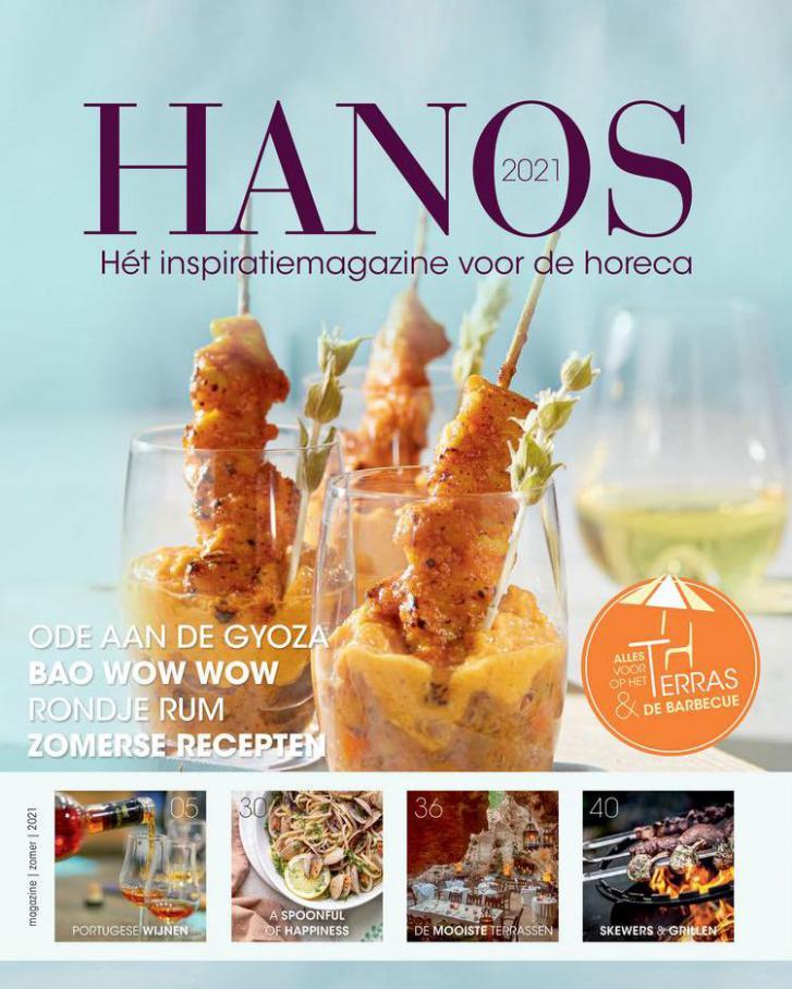 Inspiratiemagazine Zomer 2021. HANOS (2021-08-22-2021-08-22)