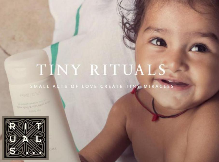 Tiny Rituals. Page 1