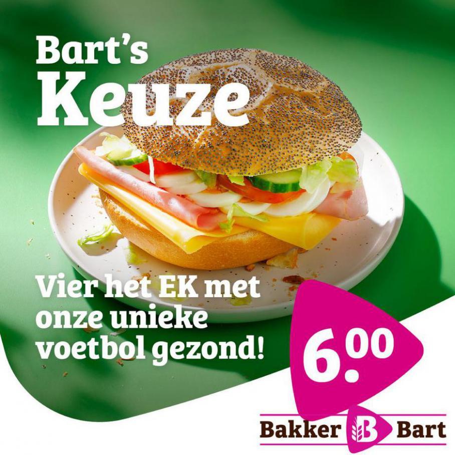 EK actie bij Bakker Bart. Bakker Bart (2021-06-30-2021-06-30)