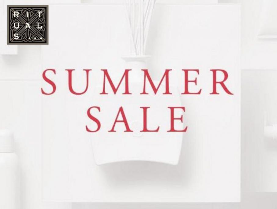Summer Sale. Rituals (2021-06-30-2021-06-30)