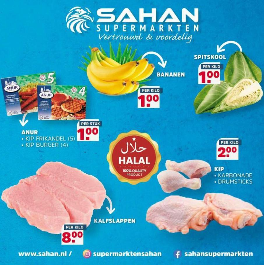 Euroknallers. Sahan Supermarkten (2021-07-02-2021-07-02)