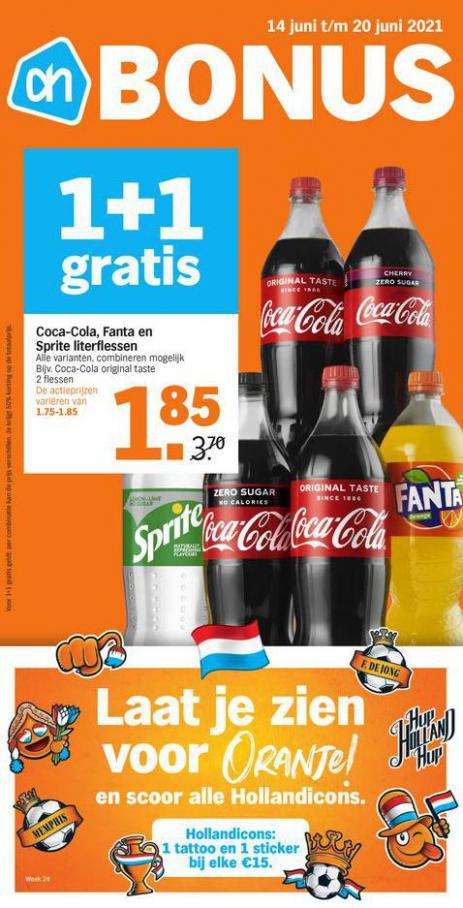 Bonus week 24. Albert Heijn (2021-06-20-2021-06-20)