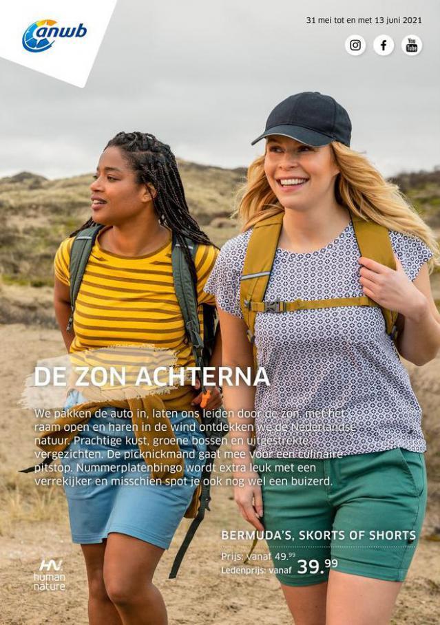 DE ZON ACHTERNA . ANWB (2021-06-13-2021-06-13)