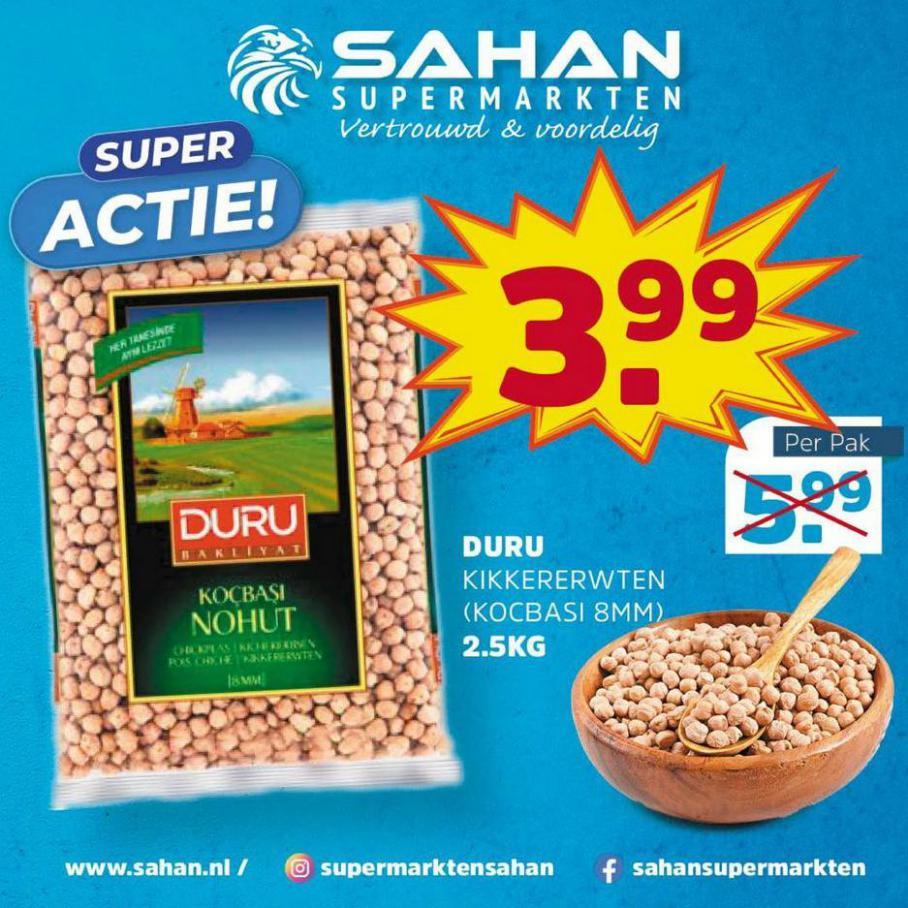Super Actie!. Sahan Supermarkten (2021-06-28-2021-06-28)