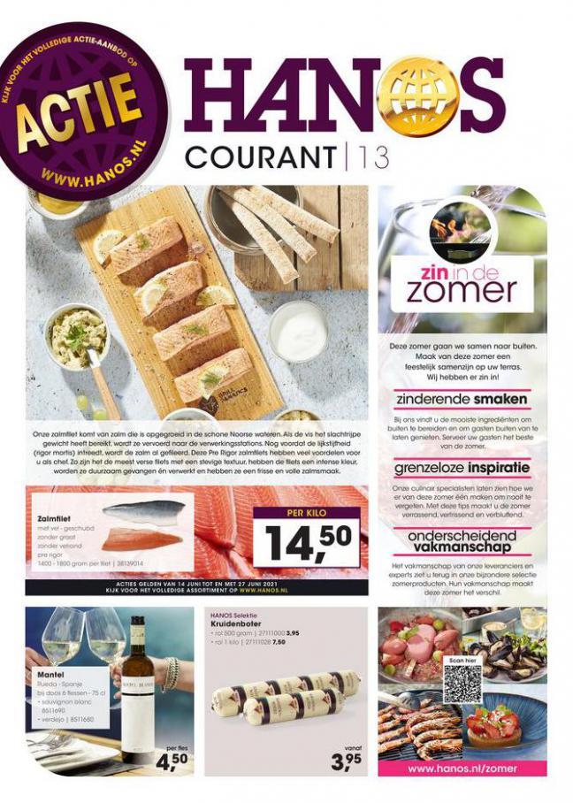 HANOS Courant 13. HANOS (2021-06-27-2021-06-27)
