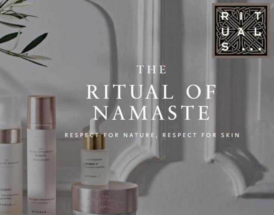 The Ritual of Namaste. Rituals (2021-07-04-2021-07-04)