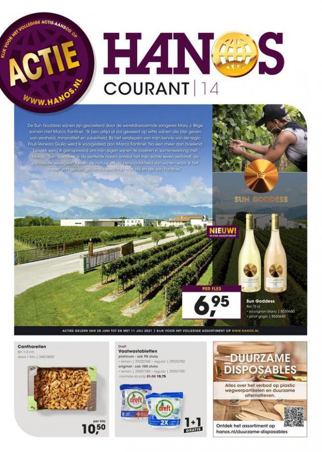 HANOS Courant 14. HANOS (2021-07-11-2021-07-11)