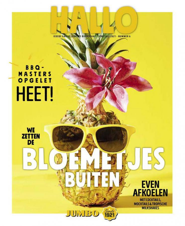 BloemetJes Buiten. Jumbo (2021-07-31-2021-07-31)