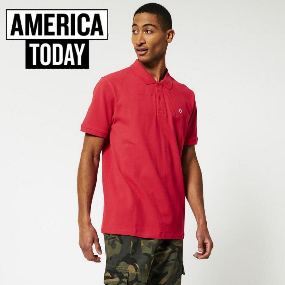 New In - Men . America Today (2021-07-04-2021-07-04)
