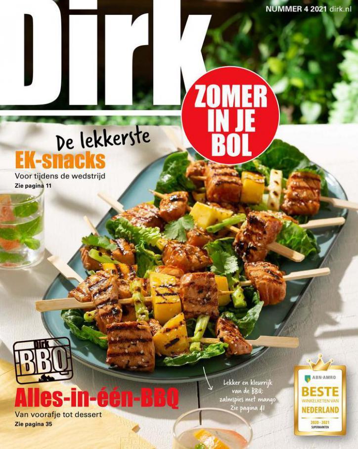 Dirk tijdschrift . Dirk (2021-07-25-2021-07-25)