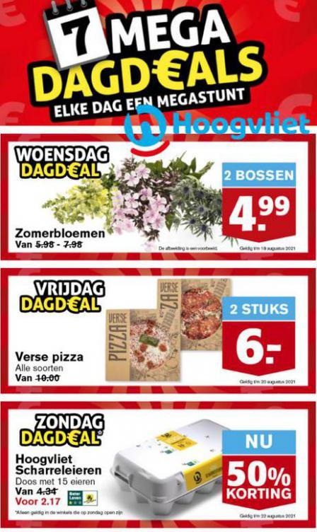 Dag Deals. Hoogvliet (2021-08-19-2021-08-19)
