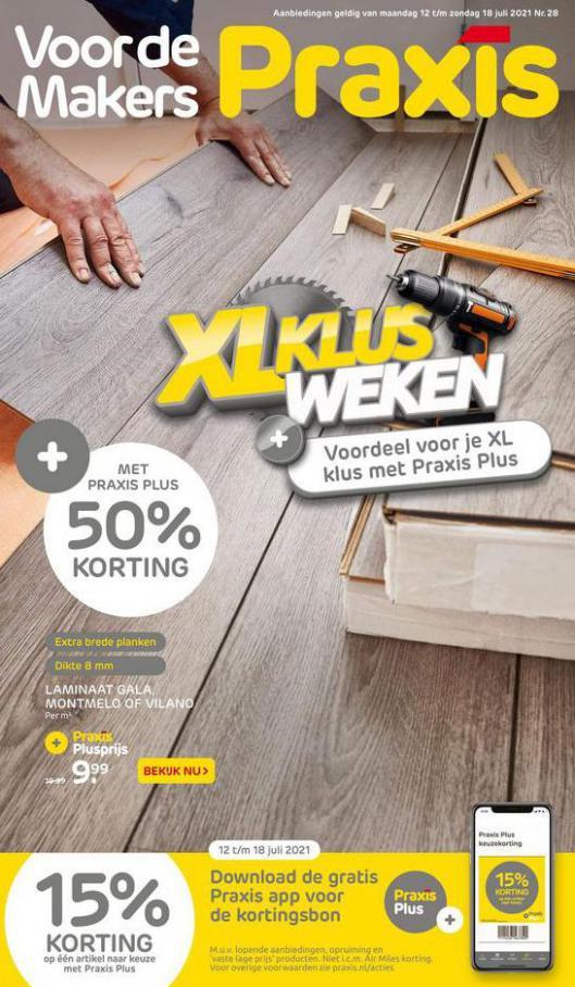 Praxis week 28 2021 A. Praxis (2022-07-18-2022-07-18)