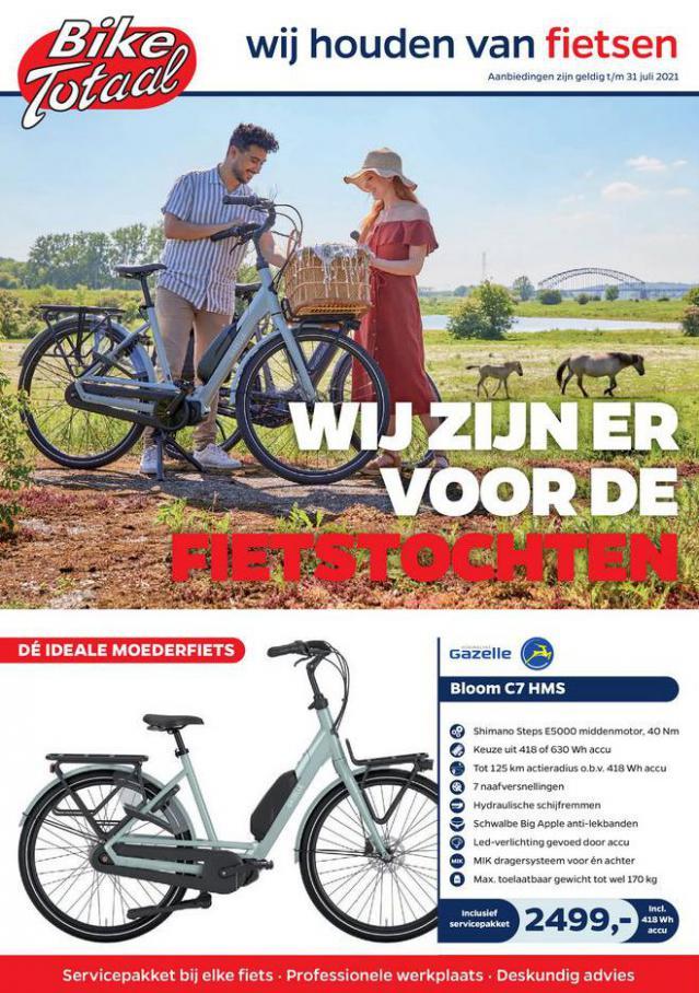 Aanbiedingen Folder. Bike Totaal (2021-07-31-2021-07-31)