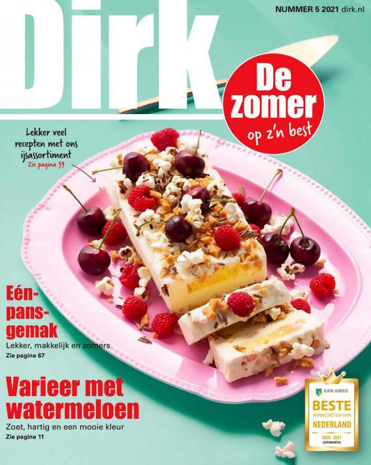 Dirk tijdschrift. Dirk (2021-09-25-2021-09-25)