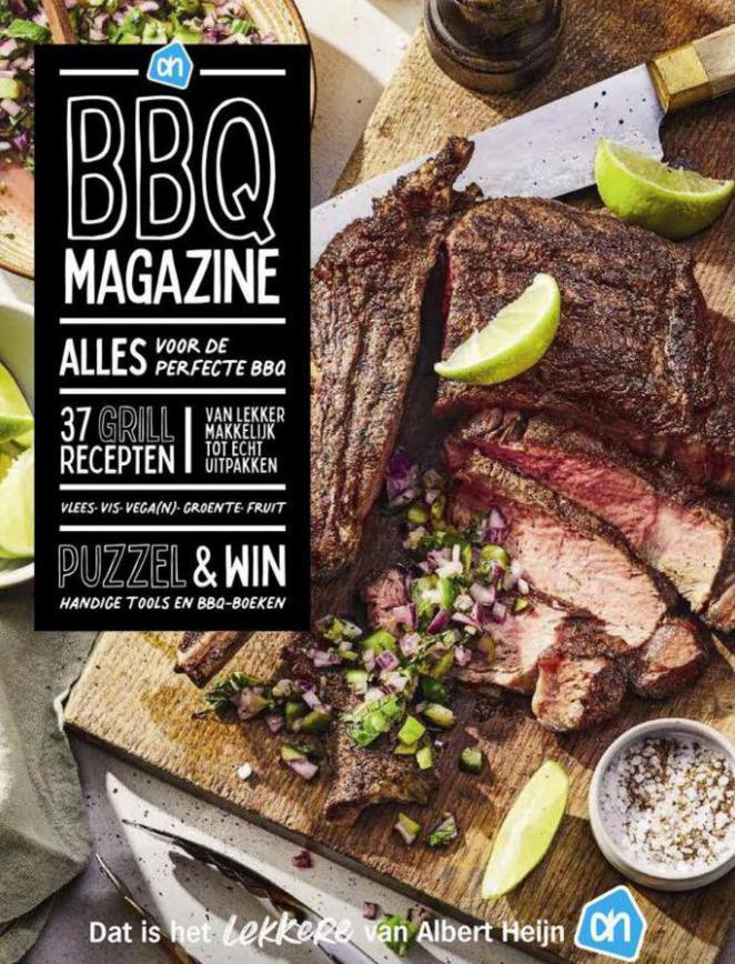 BBQ Magazine 2021. Albert Heijn (2021-09-30-2021-09-30)