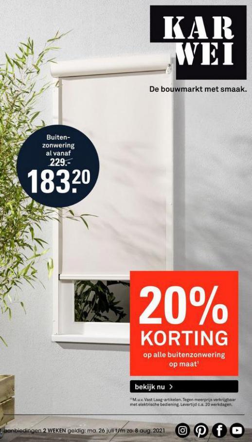 Folder Week 30-31. Karwei (2021-08-08-2021-08-08)