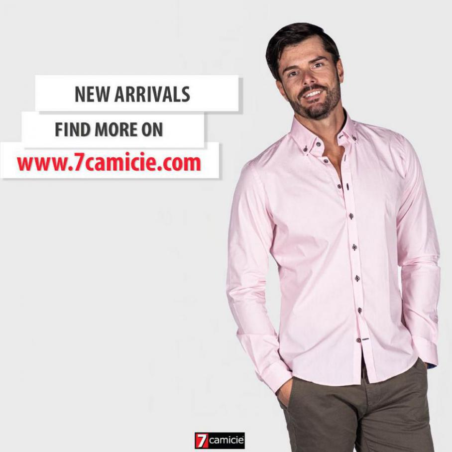 New Arrivals. 7camicie (2021-09-20-2021-09-20)