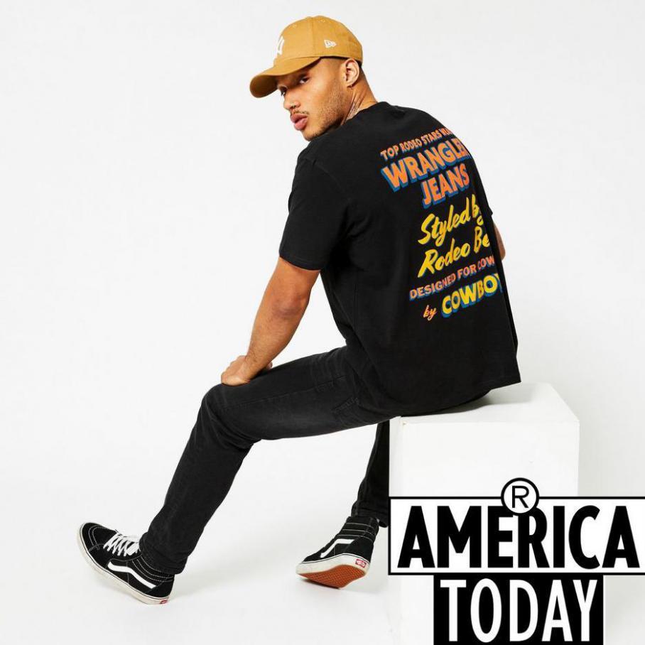 SALE HEREN. America Today (2021-07-31-2021-07-31)