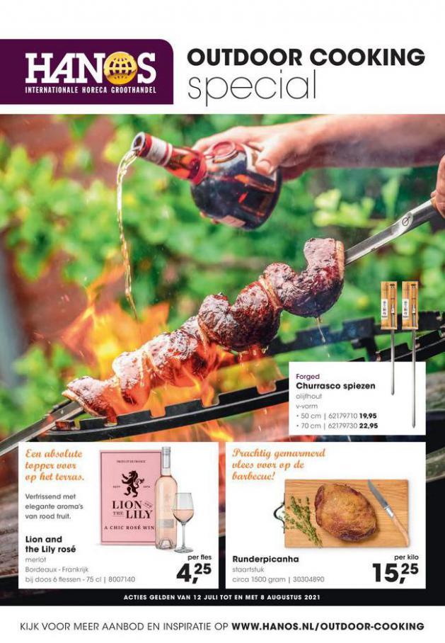 Outdoor Cooking special 2021. HANOS (2021-08-08-2021-08-08)