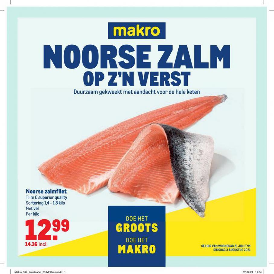 Zalm. Makro (2021-08-03-2021-08-03)