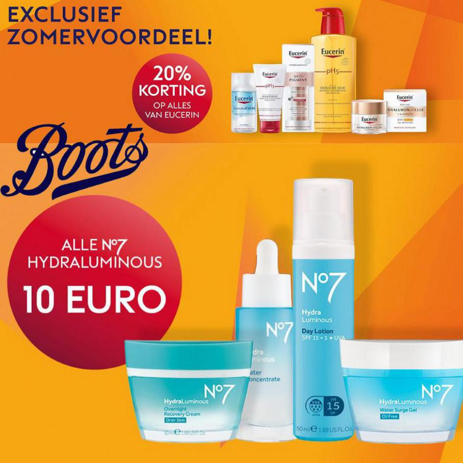 Korting. Boots (2021-07-31-2021-07-31)